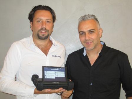 Michel Berdah, Cellebrite: Cellebrite define industry standards for