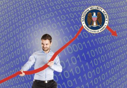 Stephen Cobb, ESET: NSA and Wall Street: online activity shrinks